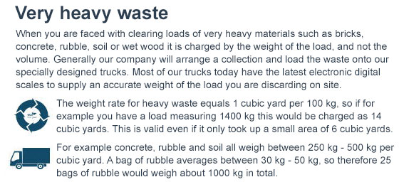 Disposal of Heavy Waste at Great Price in Barnet